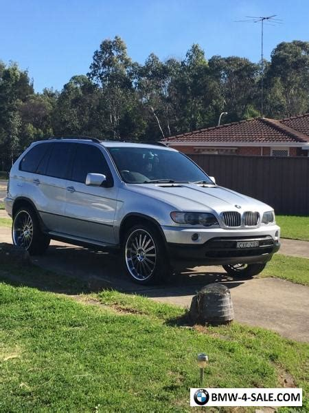 bmw x5 2005 for sale bmw x5 for sale in australia