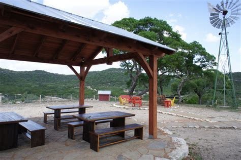 Backyard Pavillions by Pavilions San Antonio Outdoor Pavilion Covered Patio