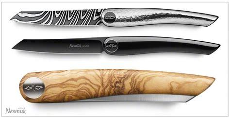 couteau de cuisine c駻amique vente des couteaux artisanaux nesmuk