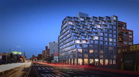 Plan 3d Appartement 4476 by Terraces Out Oda Is Stepping Up 275 Fourth Avenue In Park