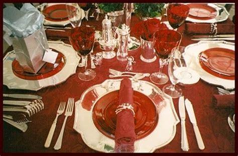 preparare la tavola a natale natale come preparare la tavola