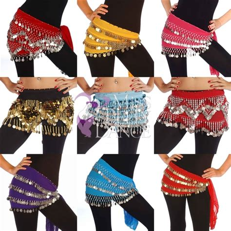 wholesale belly mixed model hip scarves