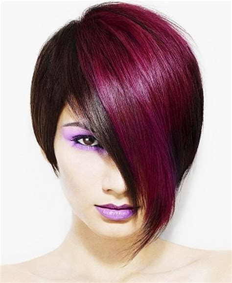 hair color ideas for short hair short hairstyles 2017 funky hair color ideas for short hair hair and tattoos