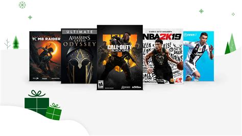 xbox live black friday 2018 deals list here tons