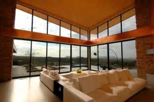 Solar Outdoor Lighting System - 600 series window wall