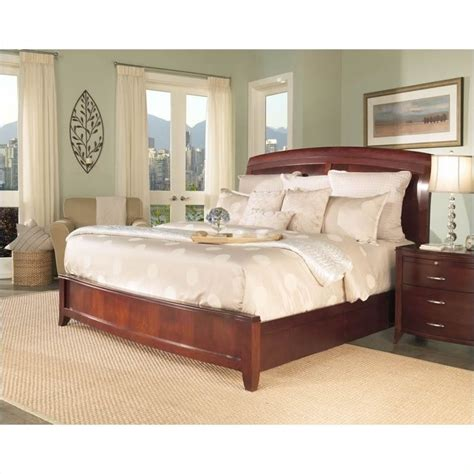 Modus Furniture Brighton Wood Storage Bed In Cinnamon 4 Modus Bedroom Furniture