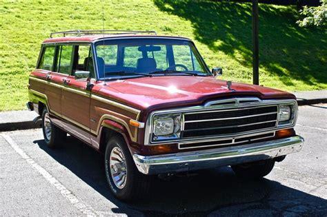 1986 Jeep Wagoneer 1986 Jeep Wagoneer 199197