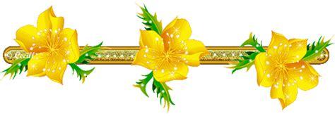 imagenes de flores solas im 225 genes para crear firmas lineas divisorias de flores