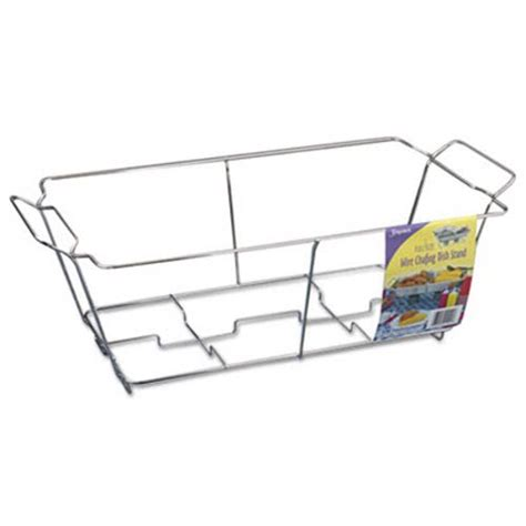Wire Chafing Racks by Maryland Plastics Inc Kingsmen Size Wire Chafing
