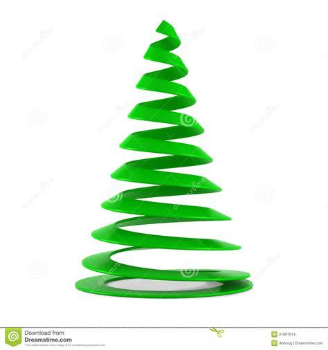stilisierter weihnachtsbaum albero di natale stilizzato in plastica verde