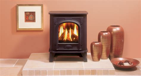 Fireplace With Tile by Stockton Small Amp Medium Gas Stoves