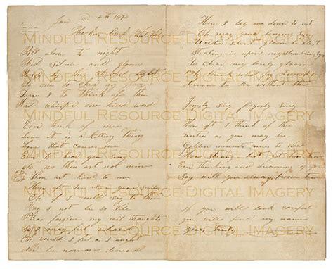 printable victorian letters love letter printable victorian era vintage ink handwritten