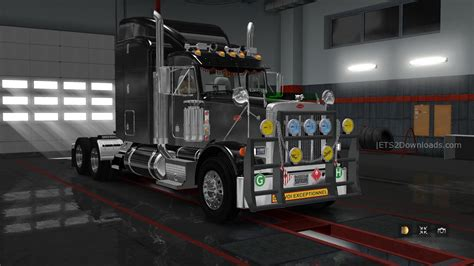 mod game ets 1 peterbilt 378 v2 0 v1 28 x 1 30 x ets 2 mods ets2downloads
