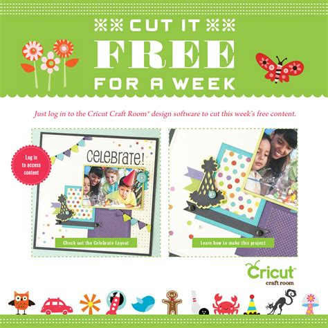 free cricut craft room files cricut craft room free files