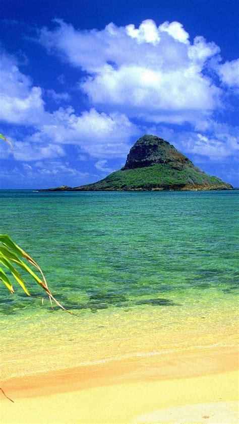chinamans hat oahu hawaii desktop wallpaper backgrounds