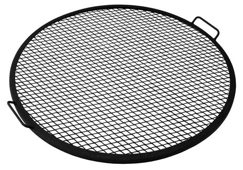 grate for outdoor pits landmann sky pit cooking grate 28904 on