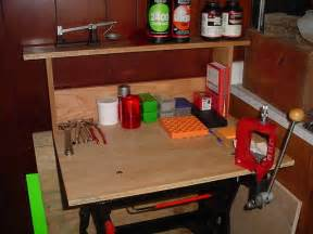 compact reloading bench diy small reloading bench benches