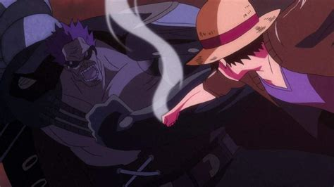 film z luffy epic haki luffy vs zephyr anime amino