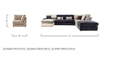 harlequin corner sofa harlequin fabric corner sofa furniture village