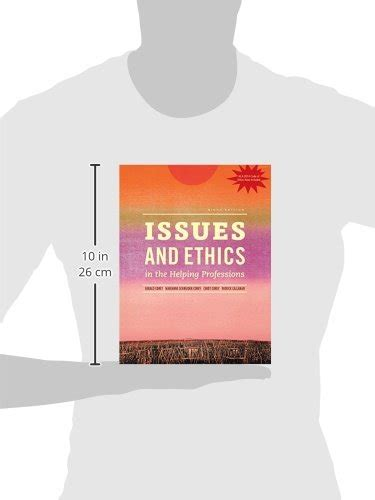 Pdf Issues Ethics Helping Professions Updated by Issues And Ethics In The Helping Professions Updated With