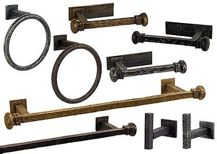 rod iron bathroom accessories iron bathroom hardware 187 bathroom design ideas