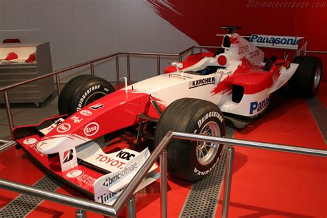 Toyota F1 Return Toyota F1 2005 Essen Motor Show