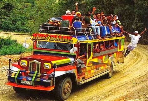 jeep philippine the flying tortoise jeepneys the cheap cheerful