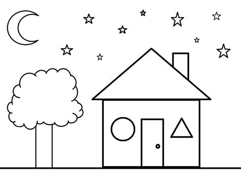 coloring pages shapes preschool shapes coloring pages for preschoolers 7717