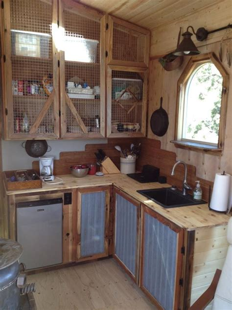 Tiny House Kitchen Ideas by Tiny House Interior Style Beautiful Functional Diverse Designshuffle