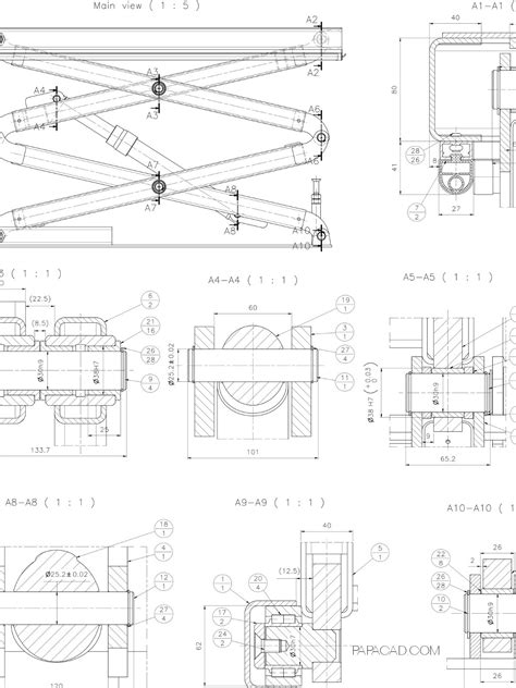 wood scissor lift table plans scissor lift table plans 1000kg diy scissor lift table