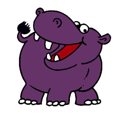 imagenes infantiles hipopotamo imagenes de dibujos de hipopotamos imagui