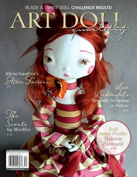 doll quarterly fall 2015 woodstown whimsies