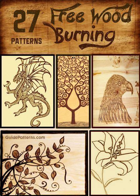 wood burning patterns wood burning crafts wood