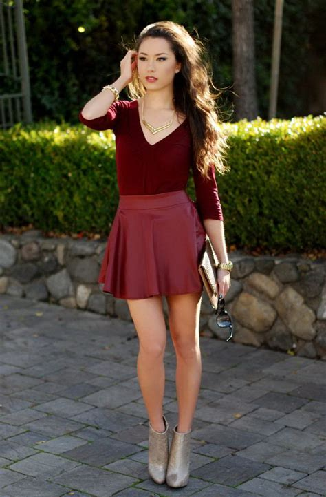 what shoes to wear with colored leather skirts fashion