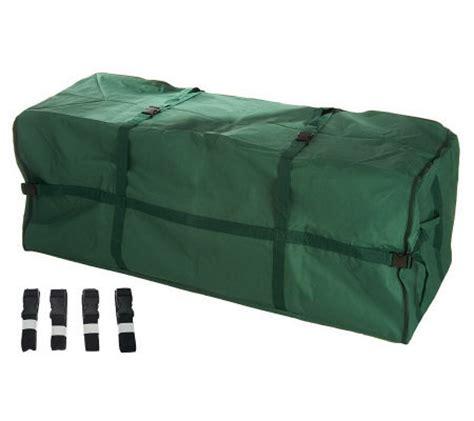 heavy duty christmas tree storage bag h197868 qvc com