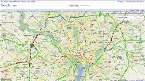 washington dc traffic map washington dc beltway map washington dc map