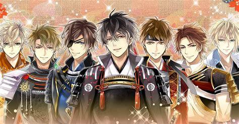 anime ikemen new anime handsome samurai get new anime as ikemen