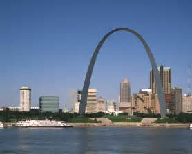 gateway arch the gateway arch 630 foot high monument in st louis