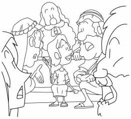 coloring pages boy jesus in the temple boy jesus in the temple coloring page luke 2 41 52