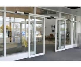 electronic door slimdrive sl nt automatic sliding door system geze uk