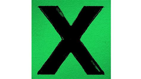 ed sheeran x album cover ed sheeran x 20 best pop albums of 2014 rolling stone