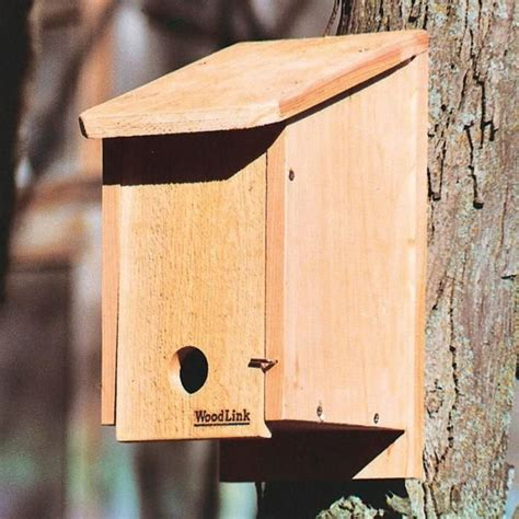 winter bird house roosting box gardener s delight
