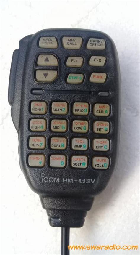 Bracket Icom 2200 Alinco Dr135mk3 Lokal dijual icom ic 2200h black stiker silver use