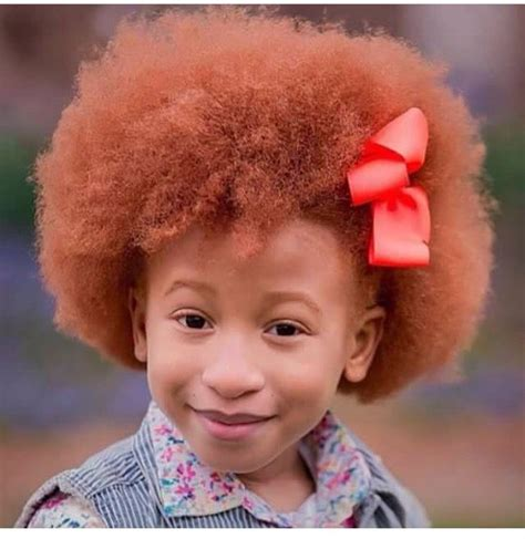 ginger afro red head natural red head ginger kids