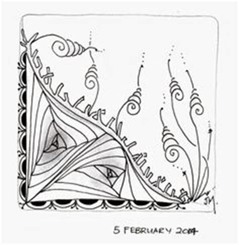 zentangle pattern bumper bumper and bales craft pinterest the o jays and