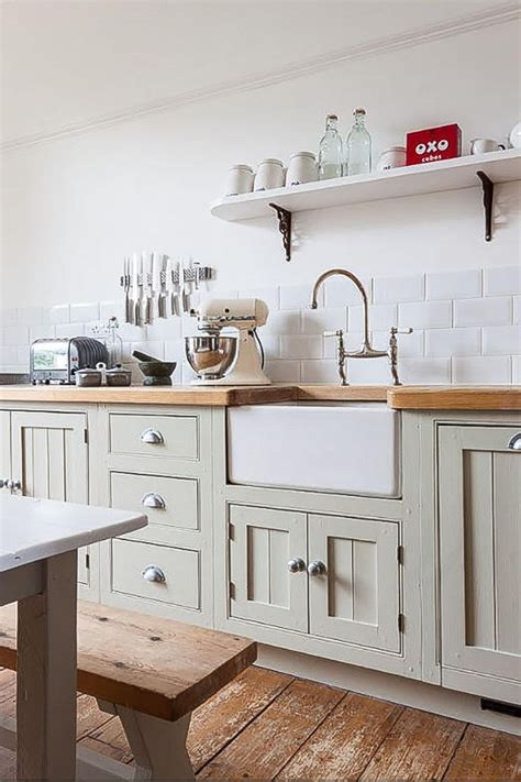 Paint Kitchen Cabinets Cost the cottage style kitchen tile mountain