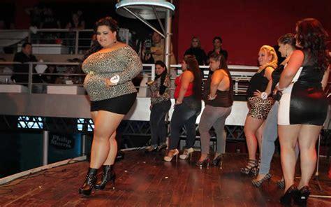 miss paraguay gordita miss gordita concurso contra tab 250 del sobrepeso elige