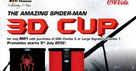 Gsc Hong Leong Credit Card Birthday i freebies malaysia promotions gt rm1 gsc spider