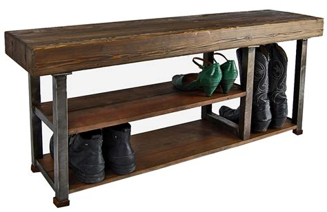 horseshoe bench 55 entryway shoe storage ideas keribrownhomes