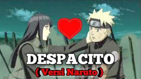 despacito j fla luis fonsi despacito cover j fla versi naruto youtube